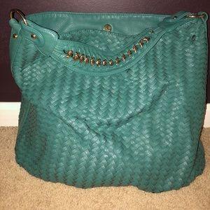 Leather Deux Lux Handbag